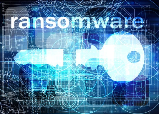 Ransomware threats are growing.