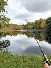 Beaver Run, and the ability to fish for trout there, was the one place that was always the same every time that the author returned.