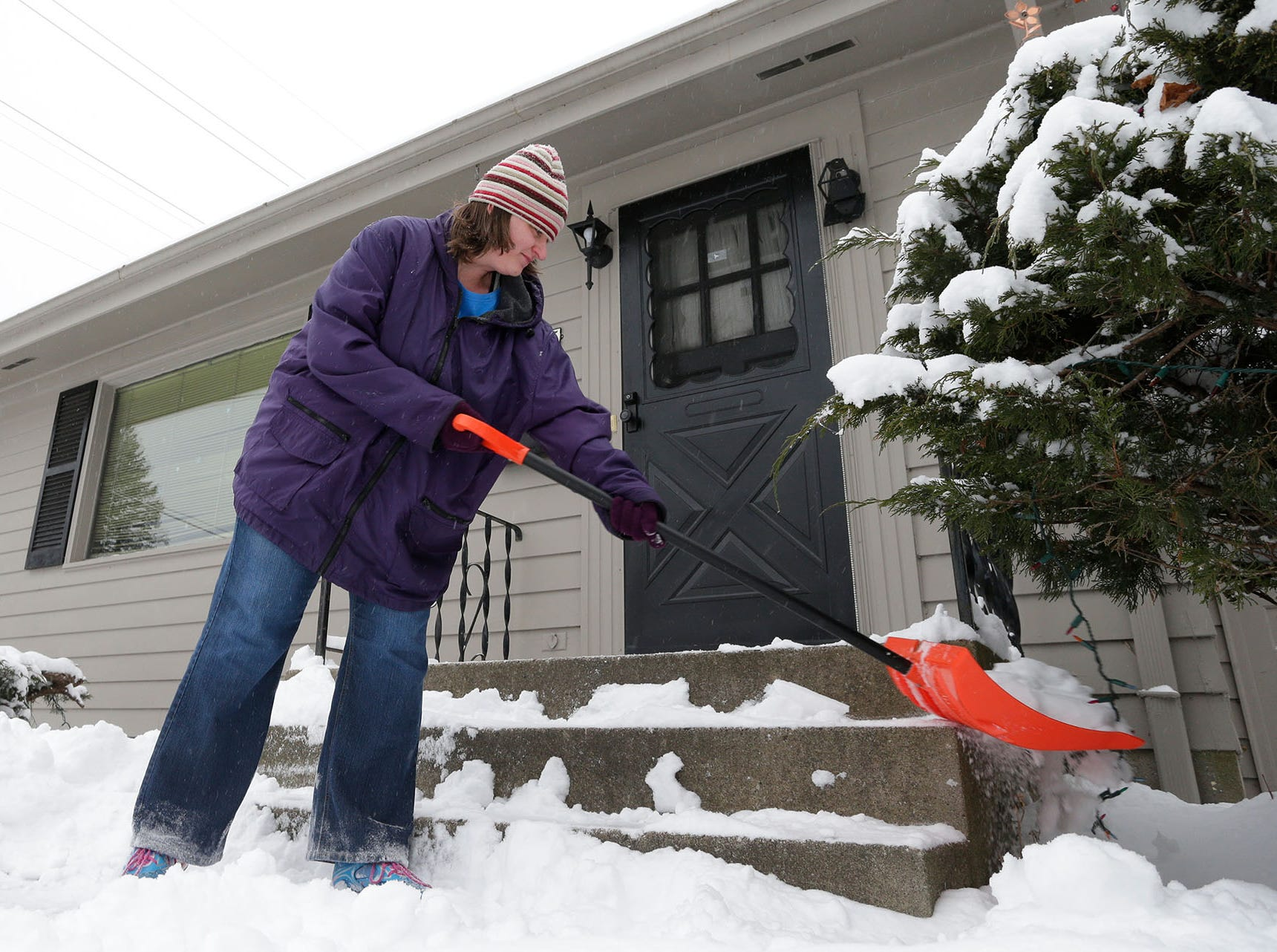 Michelle Carle of Sheboygan
