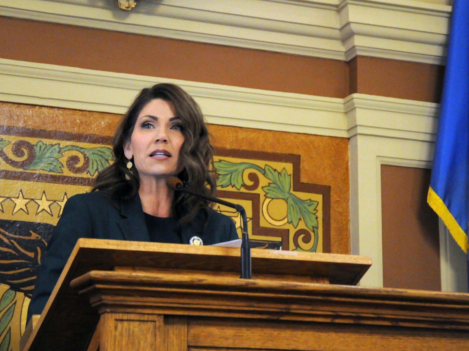 Ellis: Noem squanders political capital on a weed