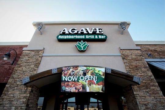Agave Neighborhood Grill & Bar is located at 3057 S Fremont Ave. in Springfield.