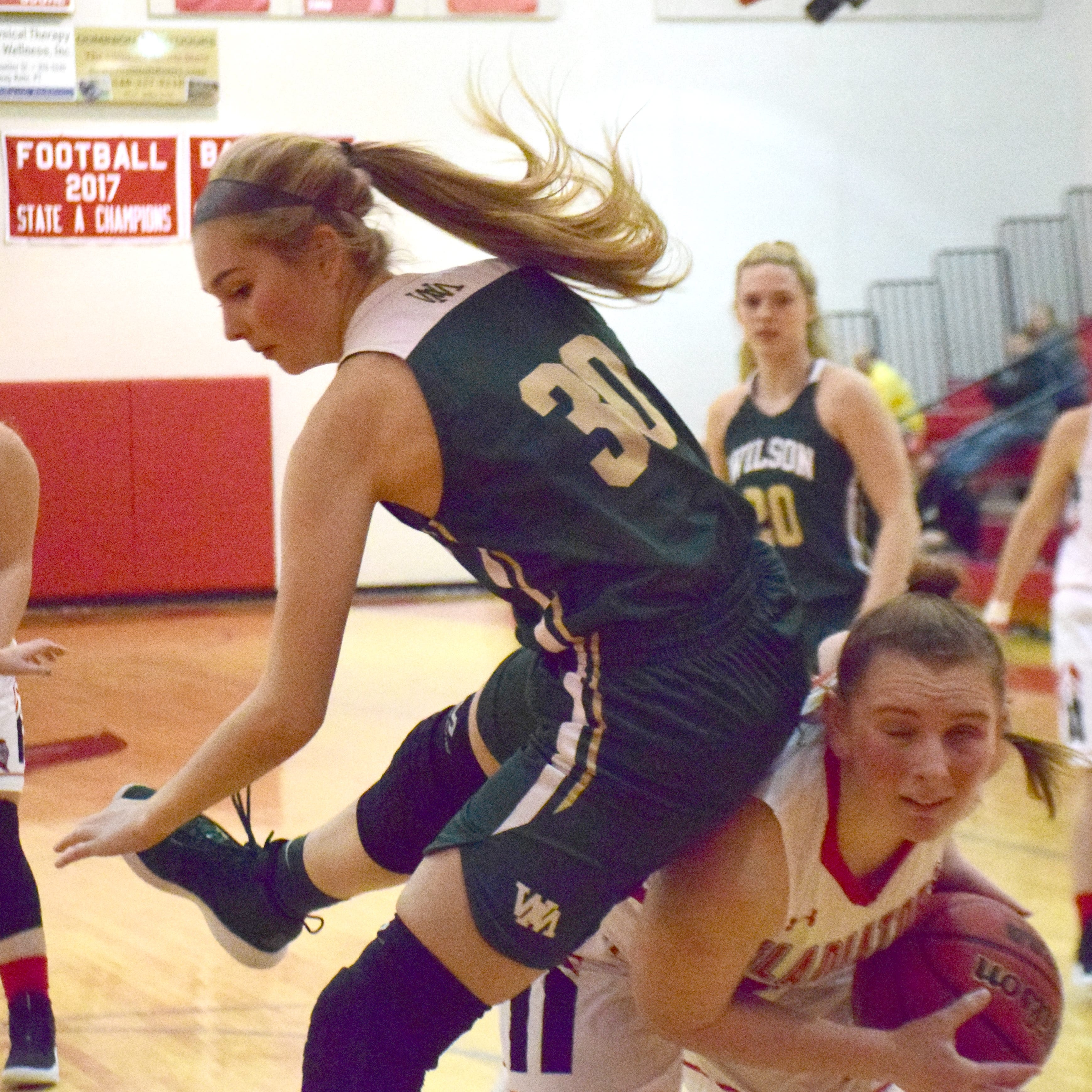 Riverheads girls ride first-half surge to victory over Wilson Memorial