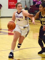 McKinley Fitzgerald scored a game-high 16 points Tuesday night to lead Stuarts Draft's girls basketball team to a 46-44 victory over Buffalo Gap.