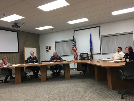 Rice City Council took next steps toward filling the vacant mayor's seat Tuesday, Jan. 22, 2019.