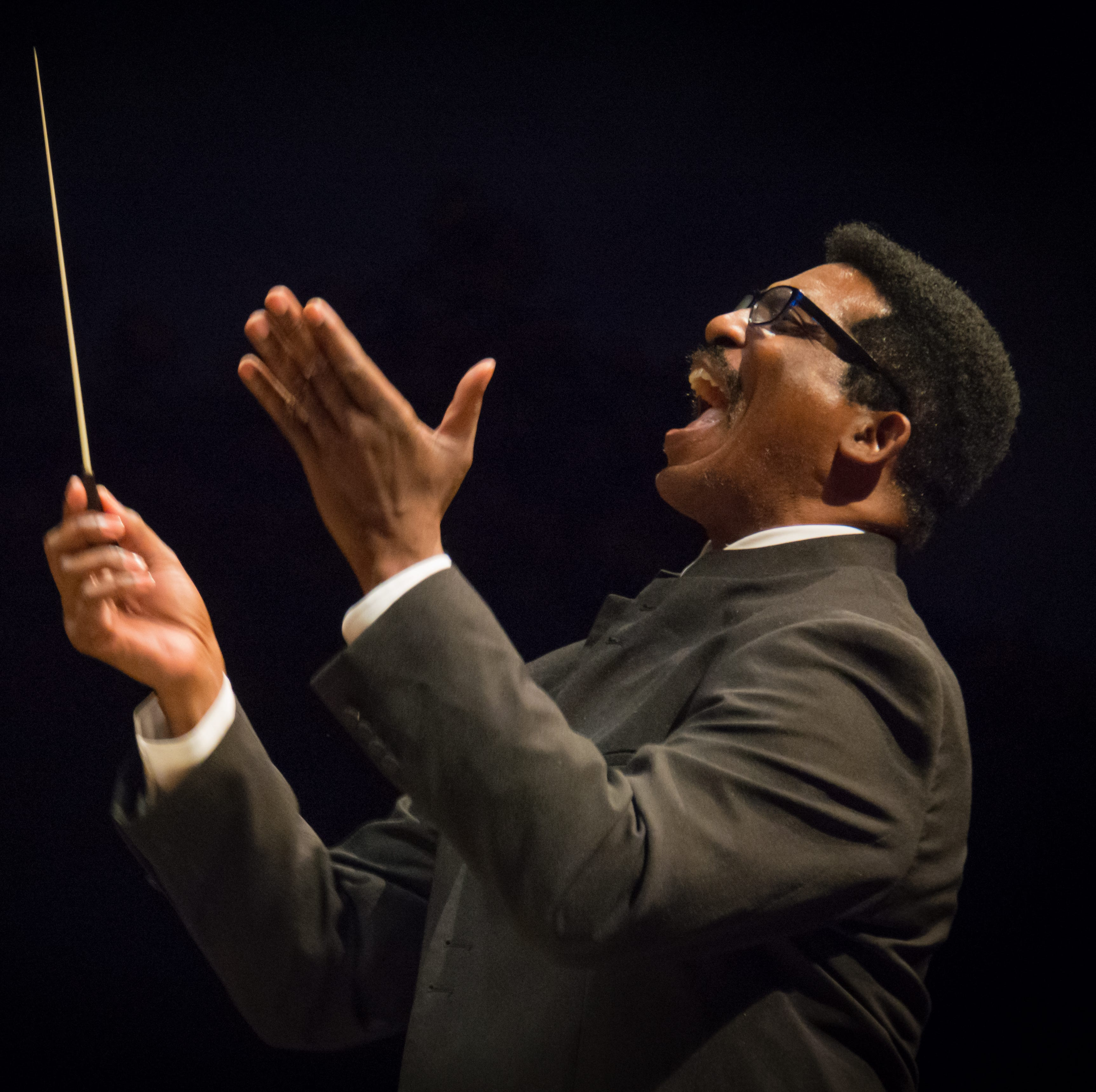 Community Chorus celebrates retiring director Andre Thomas at Saturday's concert