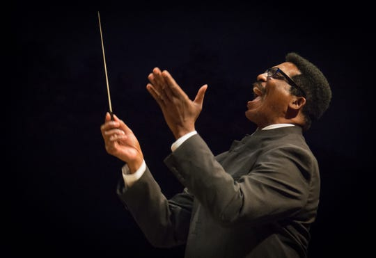 Artistic Director Andre Thomas will retire from FSU and the chorus at the end of the academic year.