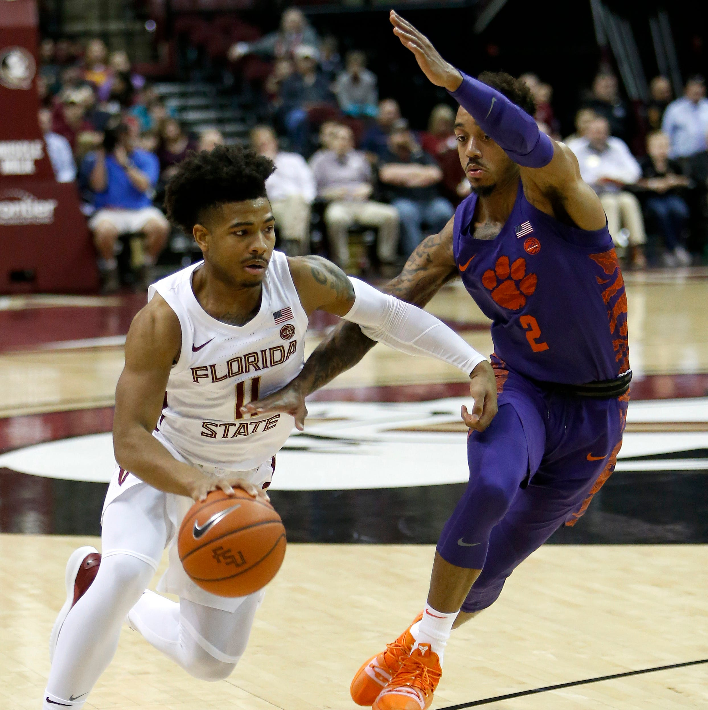 Florida State rebounds with win over Clemson