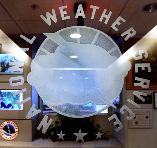 The National Weather Service office at Florida State University.