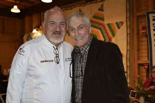 "Celebrity chef Art Smith will once again be the headliner at ""Pigmania"" this weekend."