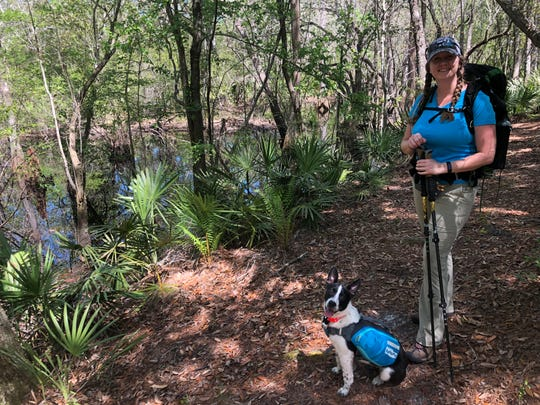 """Learn about trails and getting outside at the Florida Trail Association's """"May the Forest be with You"""" event on Feb. 2."""