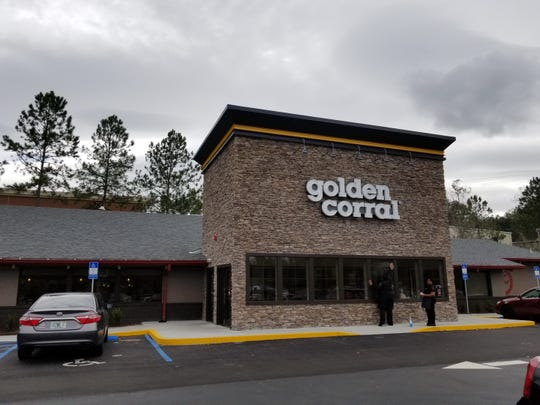 The Tallahassee Golden Corral has reopened after being closed for renovations.