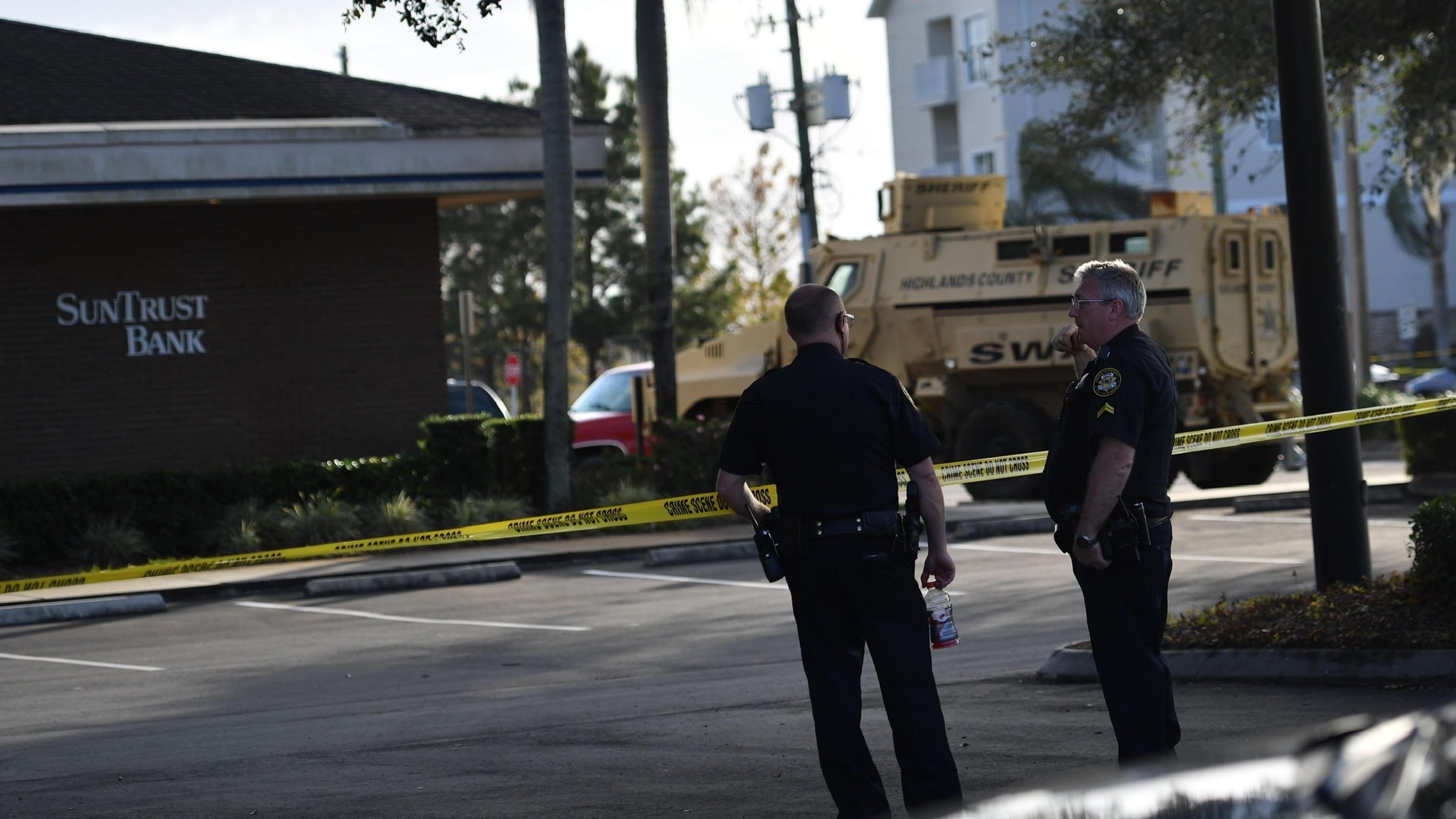 Florida politicians send prayers after Sebring SunTrust Bank