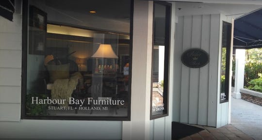 Harbour Bay Furniture Co., the high-end furniture store that opened in 1995 inside Sewall's Point Harbour Bay Plaza,willcloselater this spring.