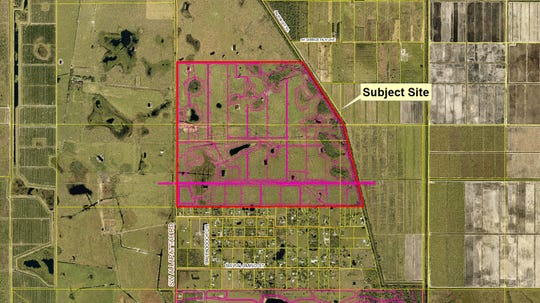 Florida Power & Light Co. wants to build a solar farm on 566-acres of pasture land on the east side of Southwest Allapattah Road approximately 1.5 miles north of Warfield Boulevard near Indiantown.