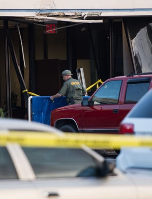 Sebring, Florida, bank shooting: 5 killed when gunman takes