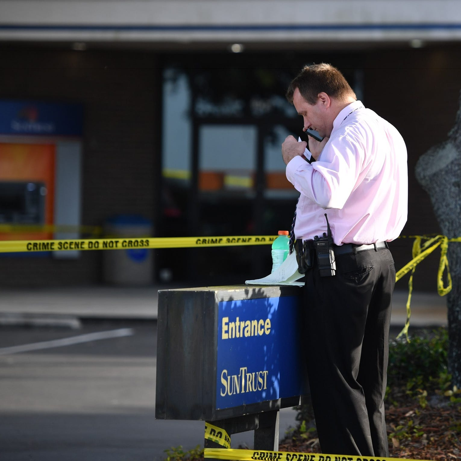 Sebring shooting at SunTrust Bank: What we know about suspect Zephen Xaver