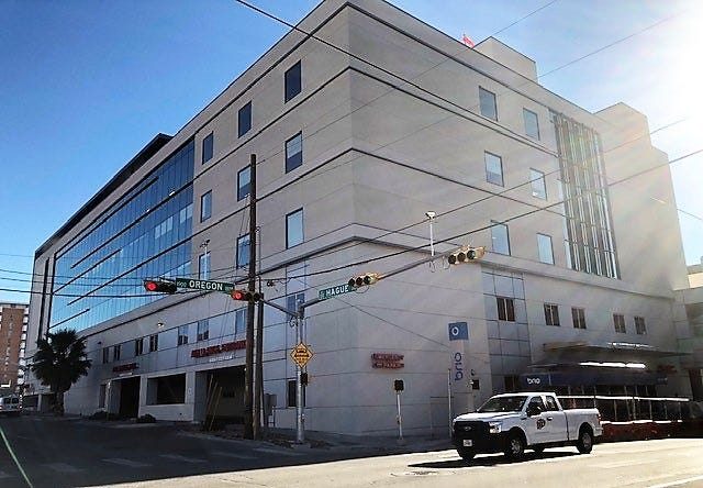 El Paso Parking Deal Paves Way For Las Palmas Maternity Unit To Open