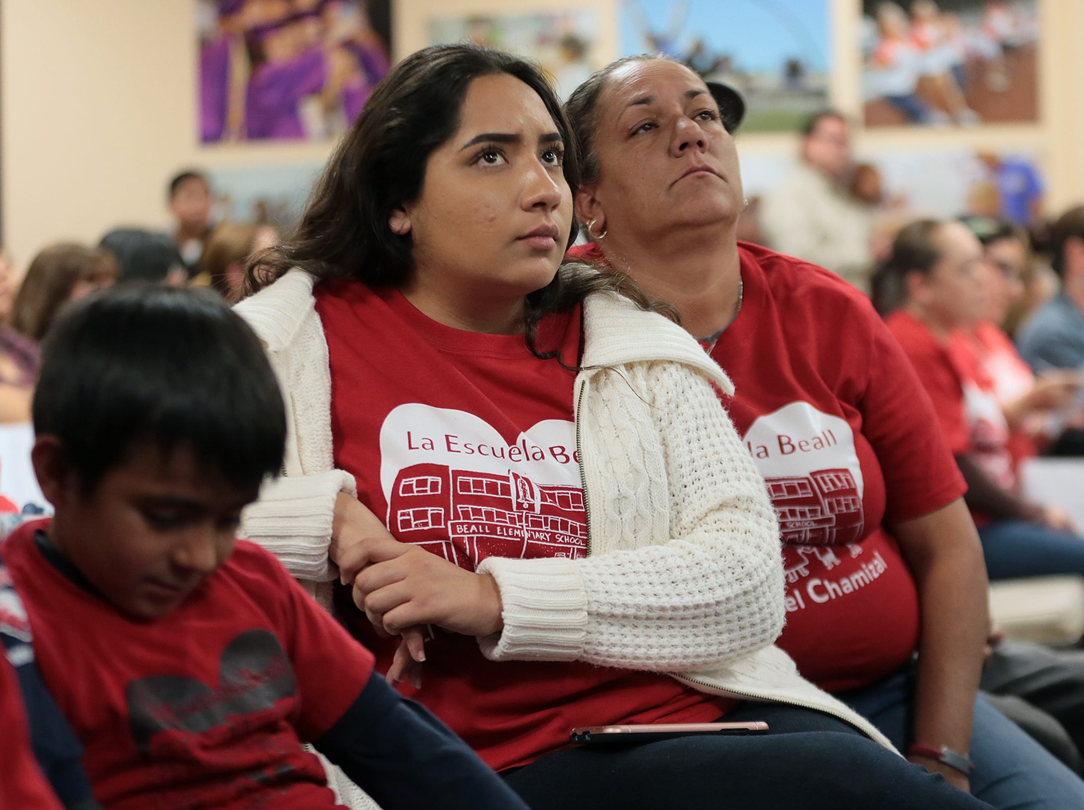 Parents and educators pleaded with the EPISD Board not to close their schools Tuesday night. Citing declining enrollment, the board voted to close four EPISD schools.