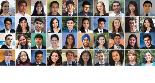 Four of the 40 finalists named in the 2019 Regeneron Science Talent Search are from Westchester County.
