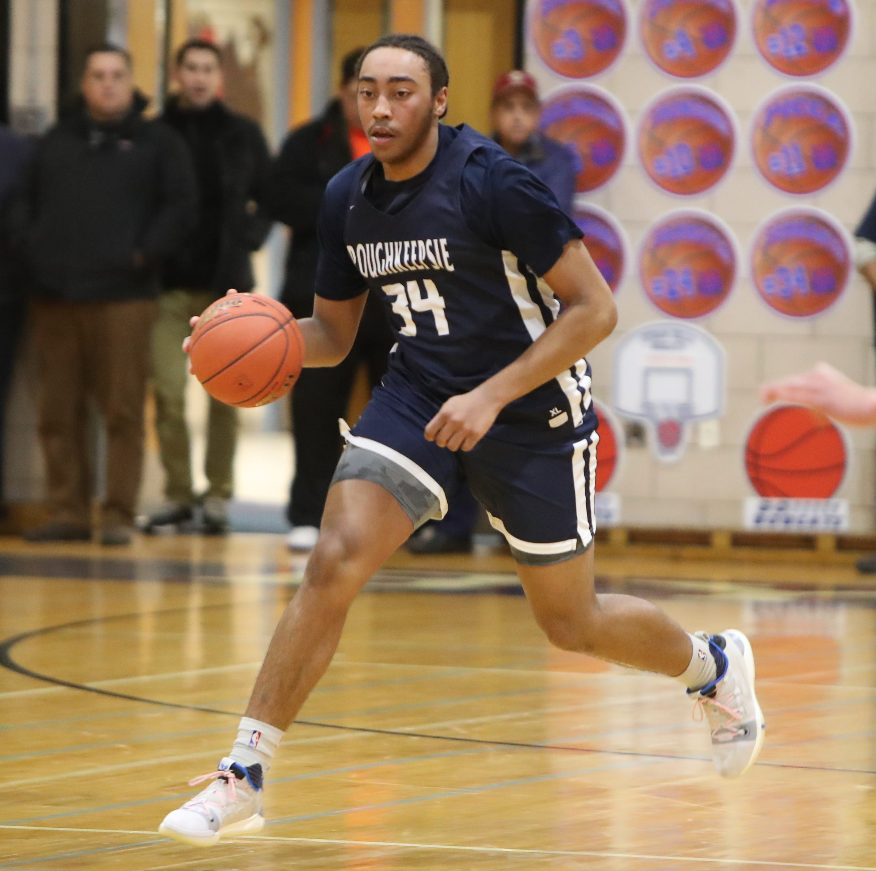 Poughkeepsie's Thomas named local basketball Player of the Year by coaches