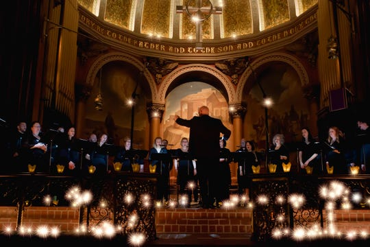 The Delaware Art Museum Performance Series will present The Crossing, an adventurous Philadelphia choral ensemble fresh off an appearance at Lincoln Center.
