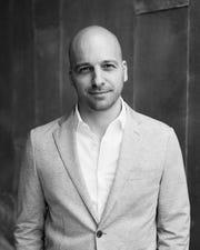 "Delaware-born author Christopher Castellani has a new novel, ""Leading Men."""