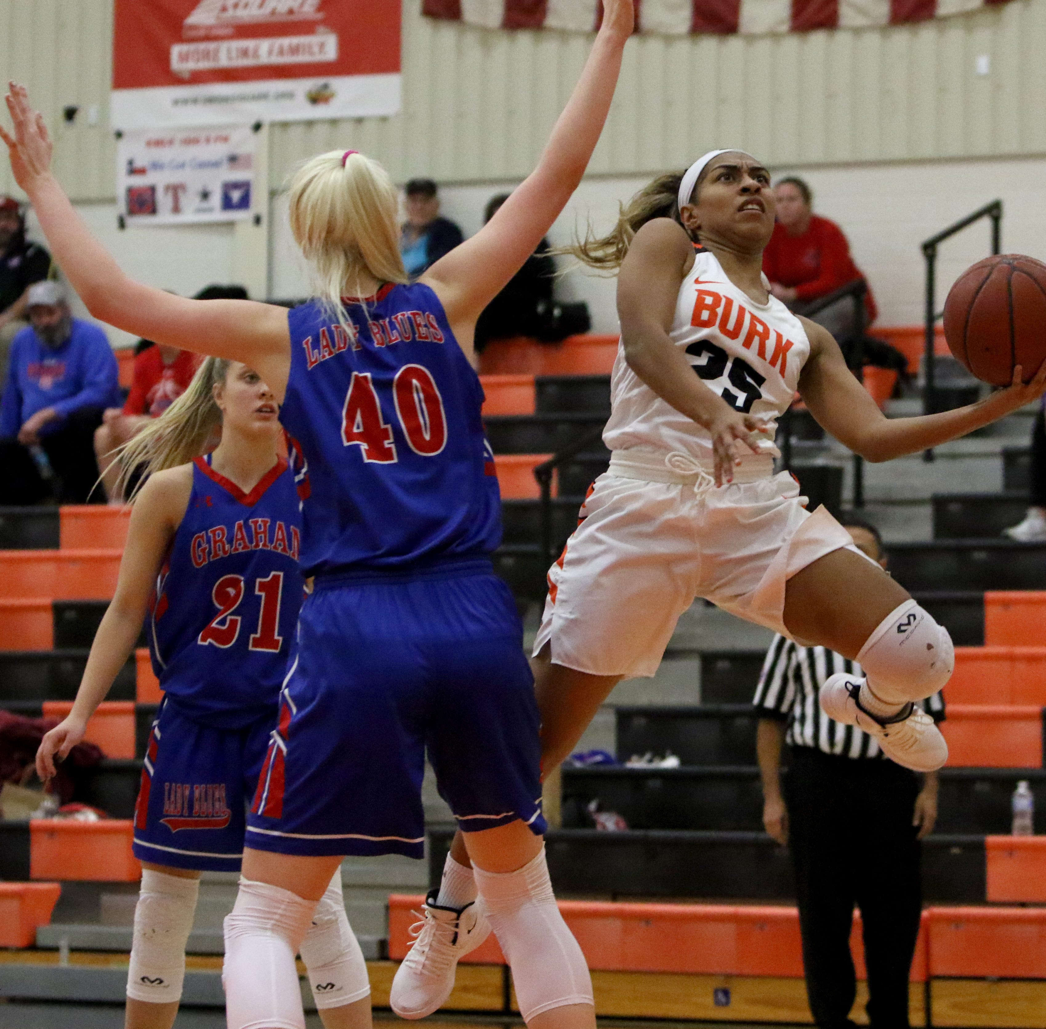 Sisters Eternity and Paradize Jackson left lasting legacy for Burkburnett basketball