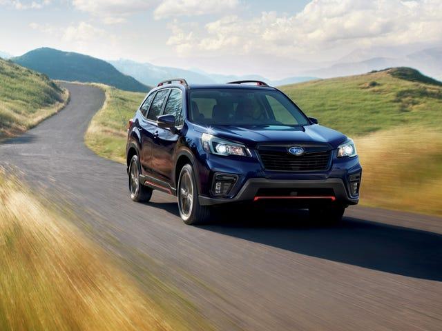 Consumer Reports Best Cars 2019 Subaru Toyota Dominate Top Picks