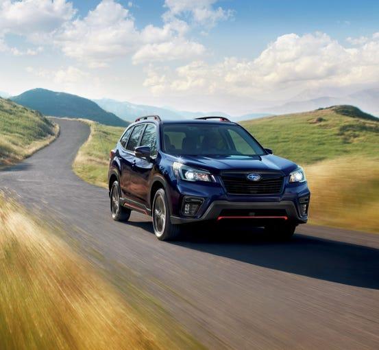Subaru Crosstrek, Subaru Forester: See The Vehicles On