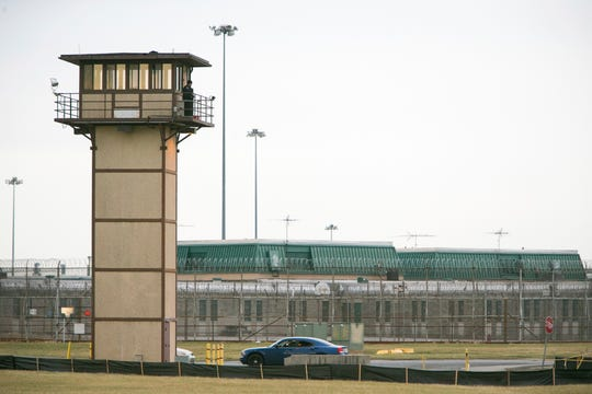 James T. Vaughn Correctional Center in Smyrna, Del.