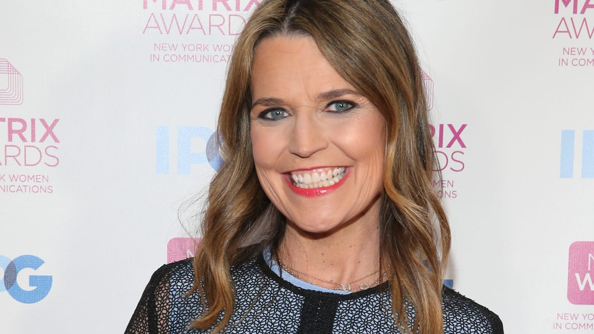 Today' interview with Savannah Guthrie ...