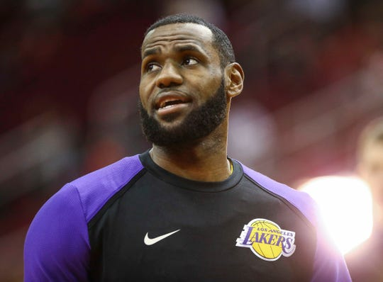 NBA All-Star Game  Will LeBron James tie Kobe Bryant s record  5be291cae