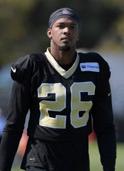 New Orleans Saints cornerback P.J. Williams.