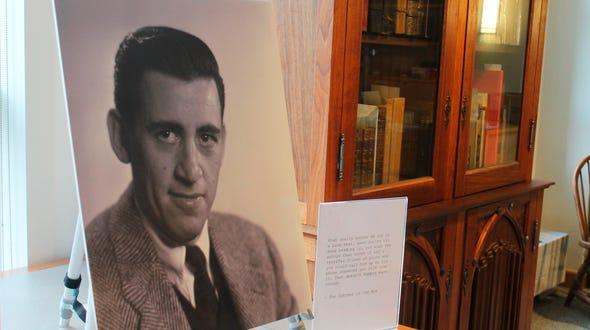 JD Salinger: Latest News & Videos, Photos about JD ...