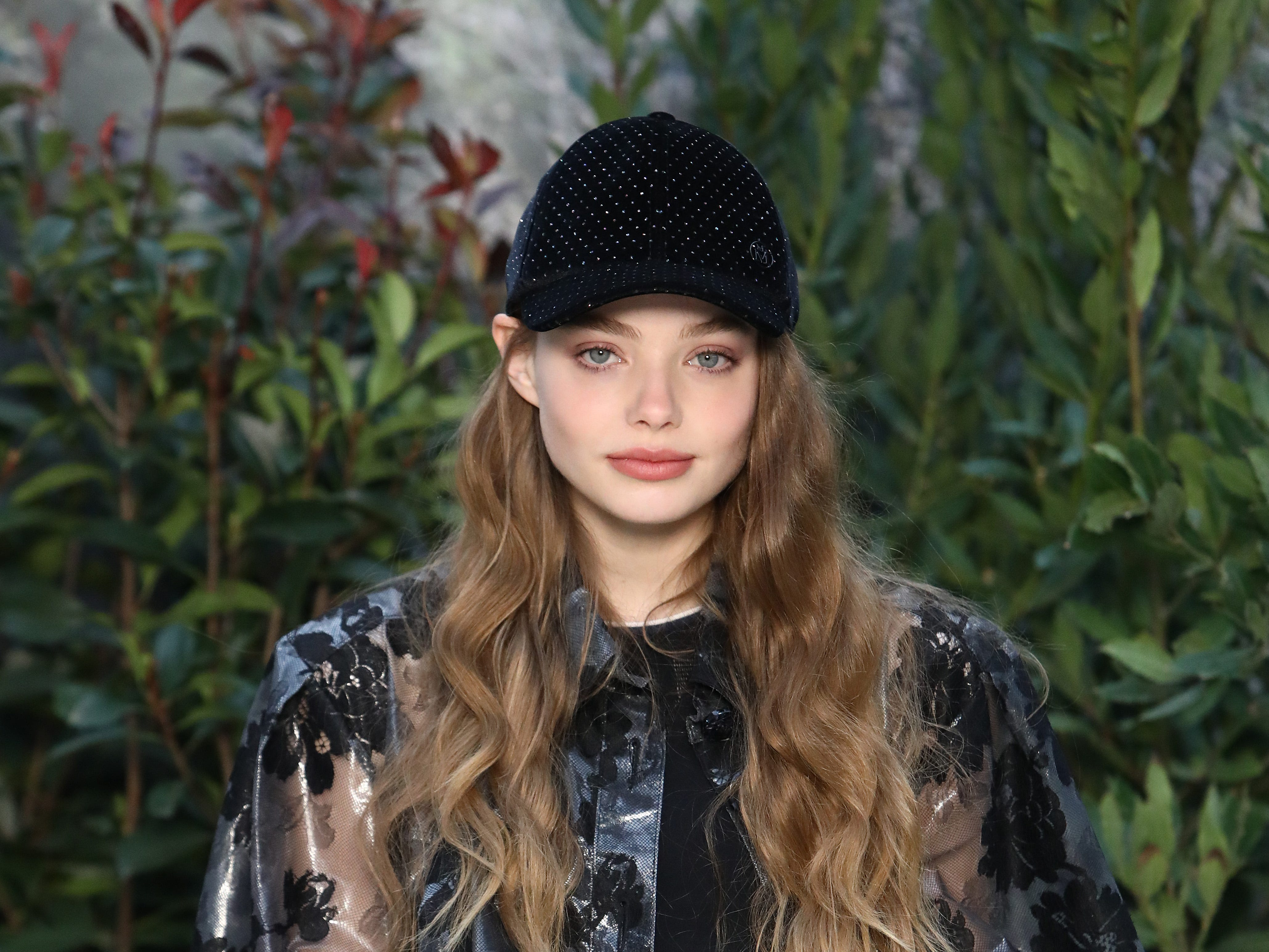 PARIS, FRANCE - JANUARY 22: Kristine Froseth attends the Chanel Haute Couture Spring Summer 2019 show as part of Paris Fashion Week  on January 22, 2019 in Paris, France. (Photo by Julien M. Hekimian/Getty Images for Chanel) ORG XMIT: 775281016 ORIG FILE ID: 1097988840