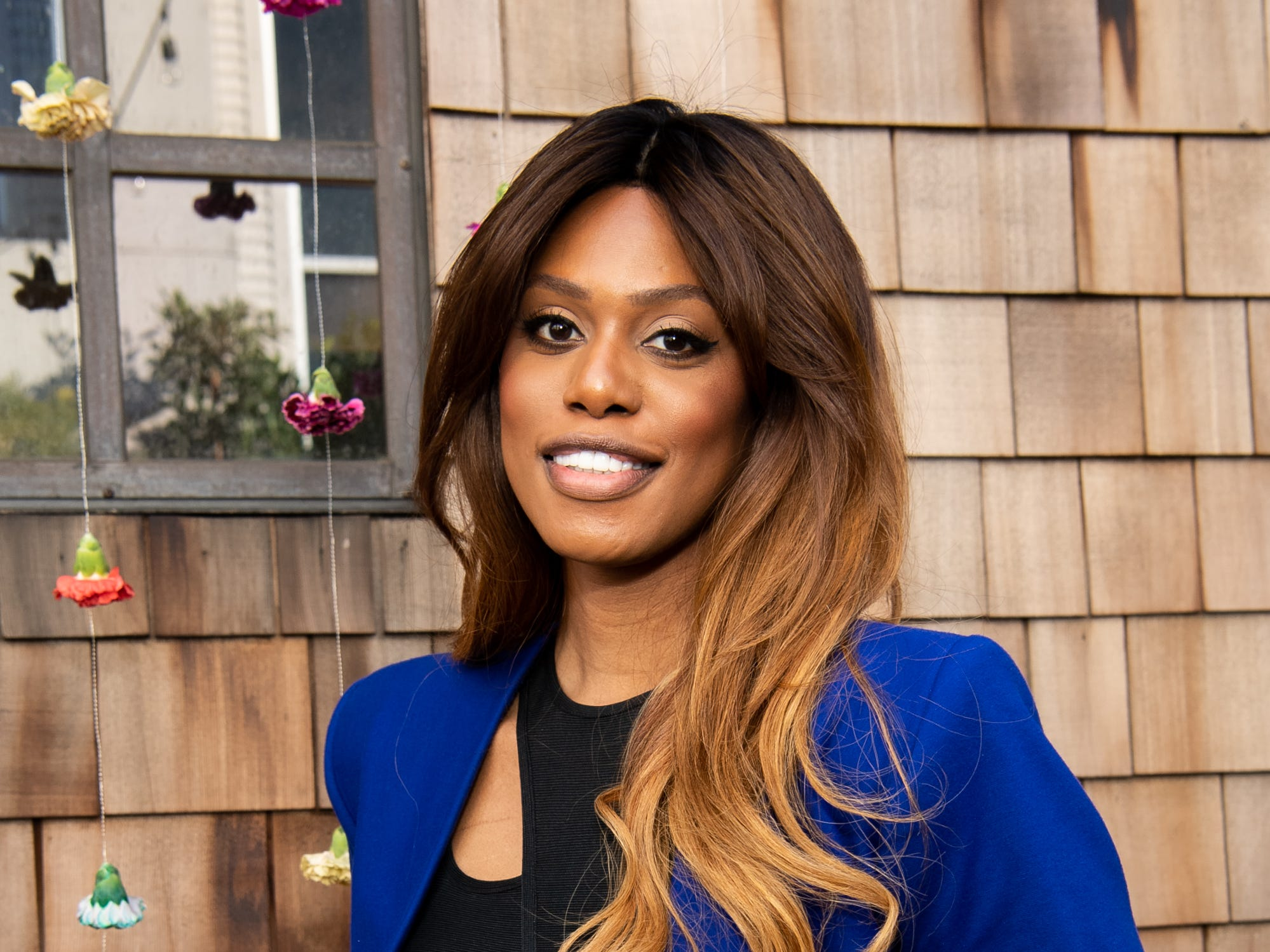 LOS ANGELES, CALIFORNIA - JANUARY 22: Laverne Cox attends the 3rd annual National Day of Racial Healing at Array on January 22, 2019 in Los Angeles, California. (Photo by Emma McIntyre/Getty Images) ORG XMIT: 775286570 ORIG FILE ID: 1098153760