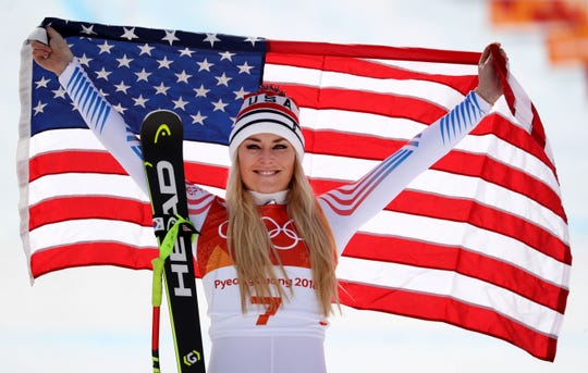 Olympian Lindsey Vonn is retiring.