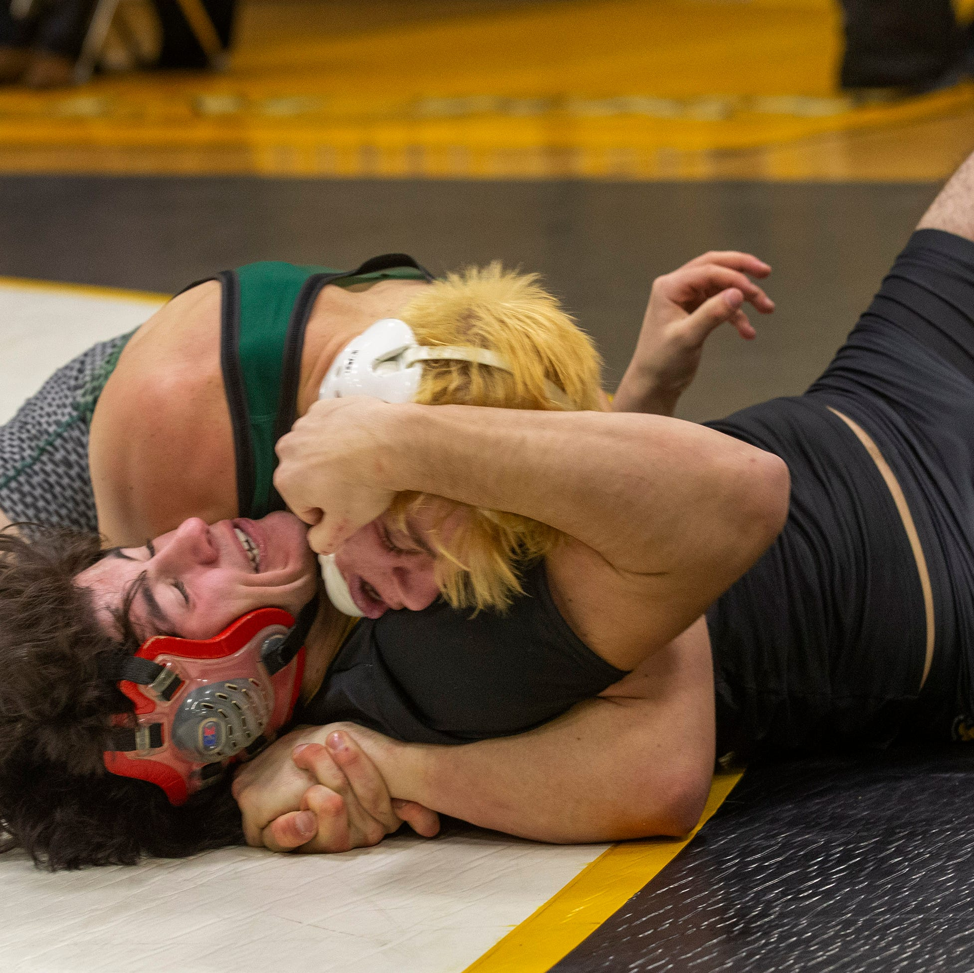 NJ wrestling: Raritan regains its throne atop Shore Conference Class A Central