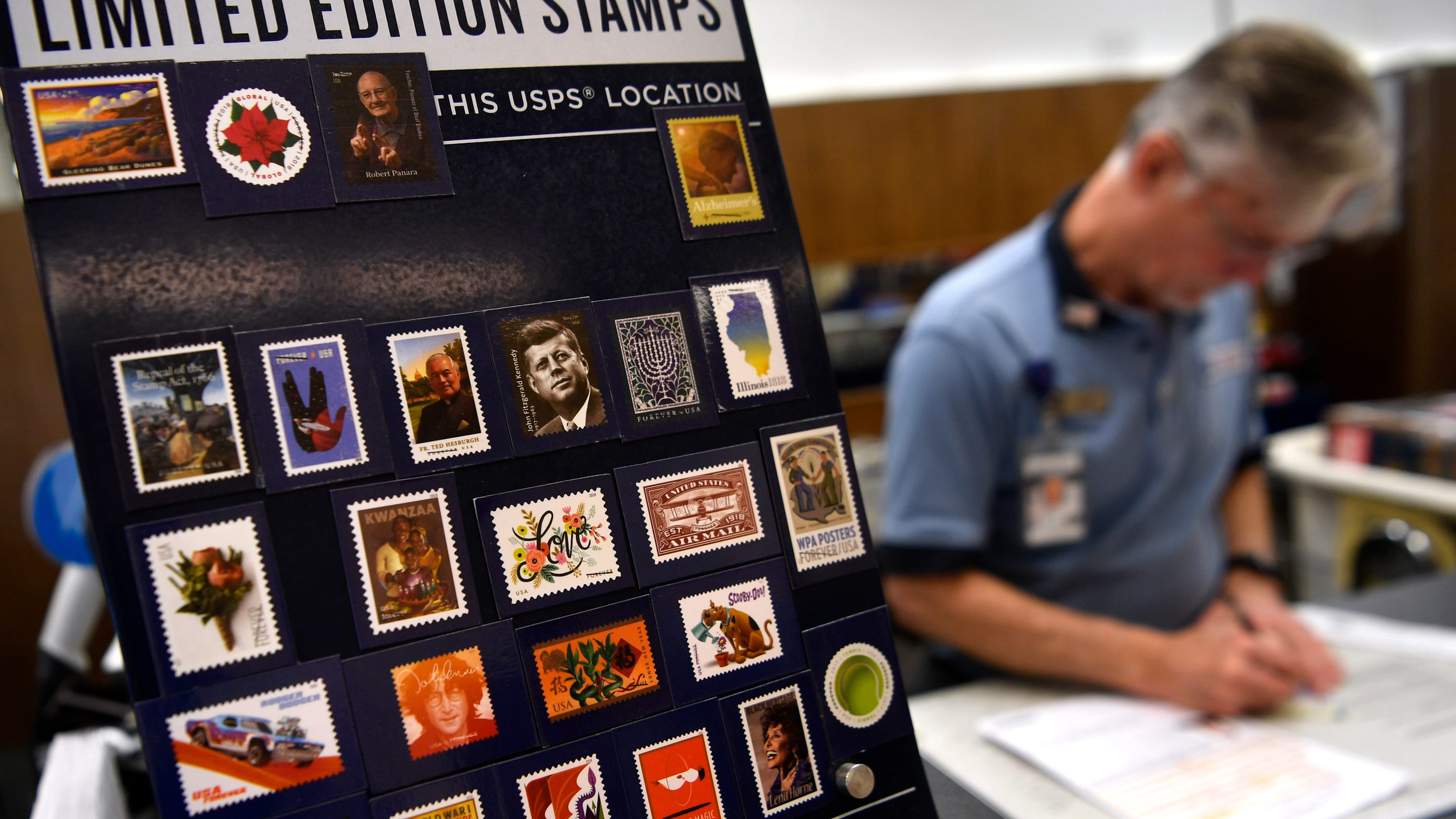 Rise And Shine Stamps Other Postal Rates Go Up Monday