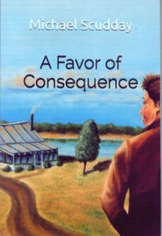 'A Favor of Consequence' by Michael Scudday