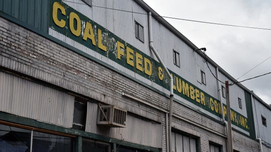 Coal, Feed & Lumber Company has sat vacant since the longtim owner Hward Riddle passed away in 2017.