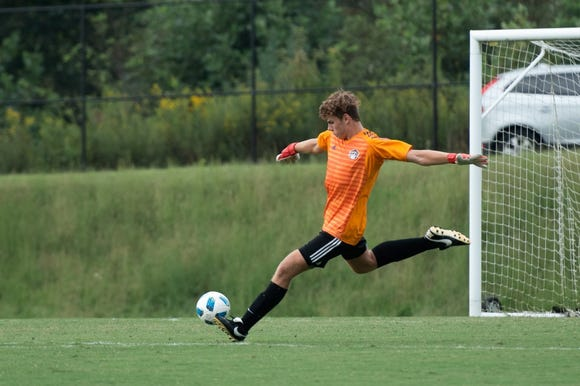 Carolina Day sophomore Will Watson took his first giant step towards playing professional soccer in the future. The Wildcats' goalkeeper was accepted into FC Dallas Academy's US Soccer Development Academy.