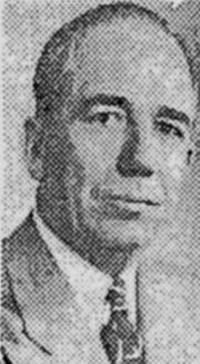 James J. Maloney, around 1943.