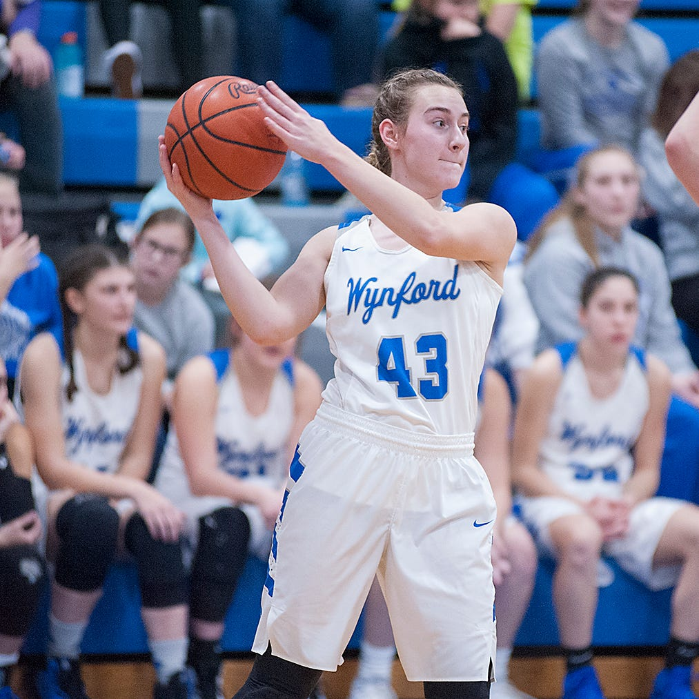 Top players earn All-Telegraph-Forum honors for girls basketball