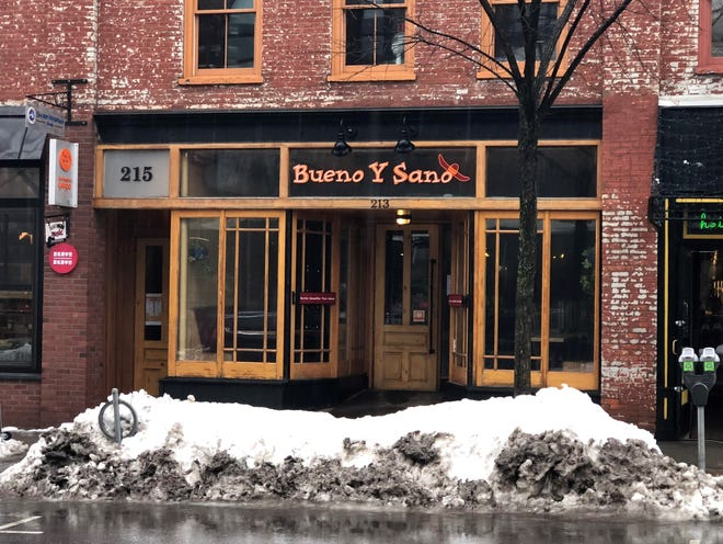 Bueno Y Sano closed the doors to its College Street location on Jan. 15.