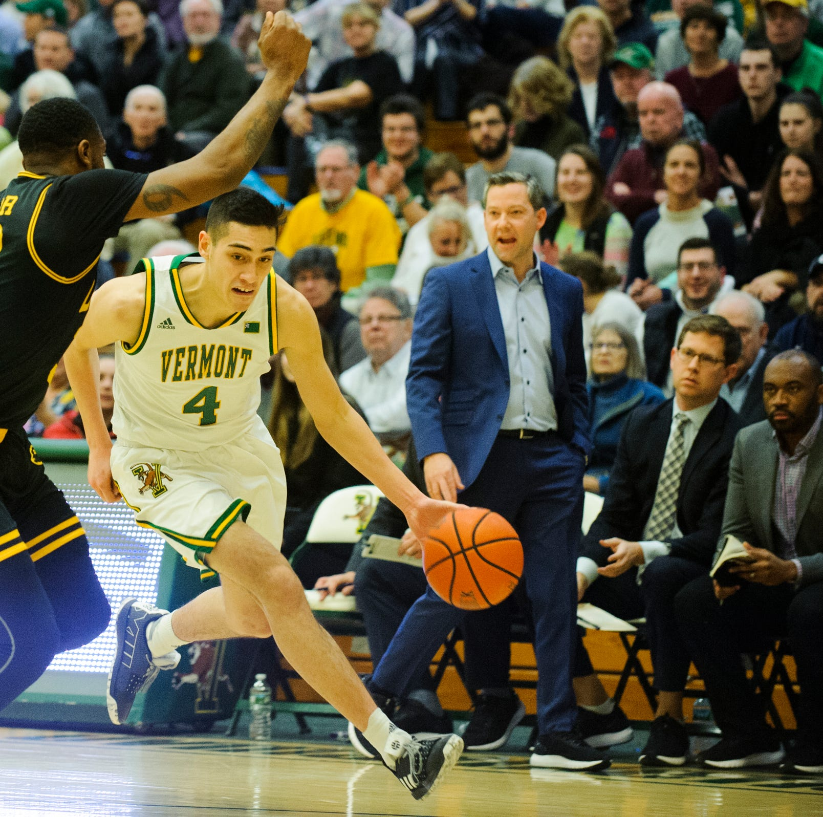 UVM men's basketball: UMBC stifles Catamounts yet again for season sweep