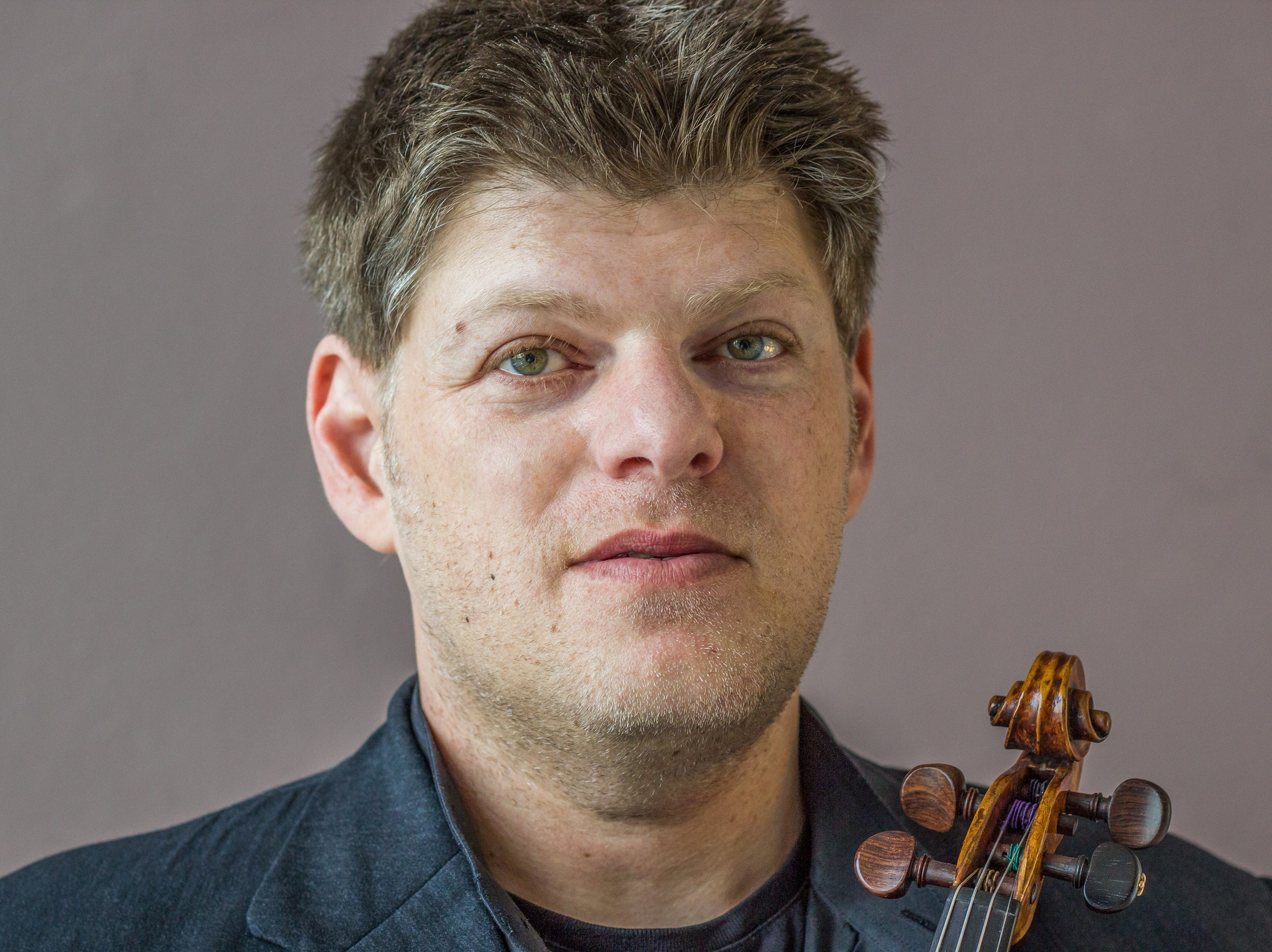 Violinist Guy Braunstein will join the CSO as artist-in-residence during the orchestra's 2019-2020 season.
