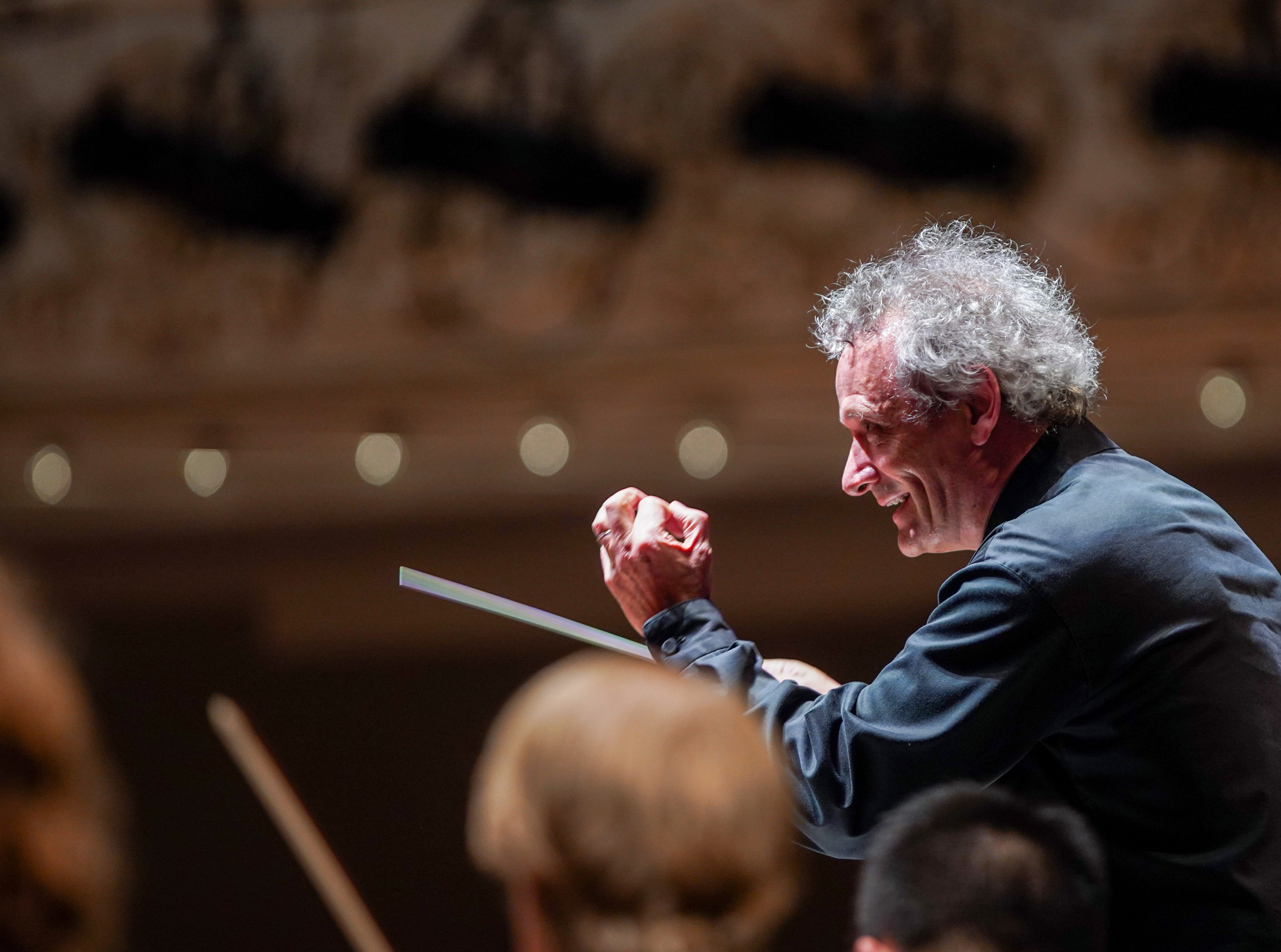 Cincinnati Symphony Orchestra music director Louis Langrée begins his seventh season in the position during the 2019-2020 season, the orchestra's 125th.