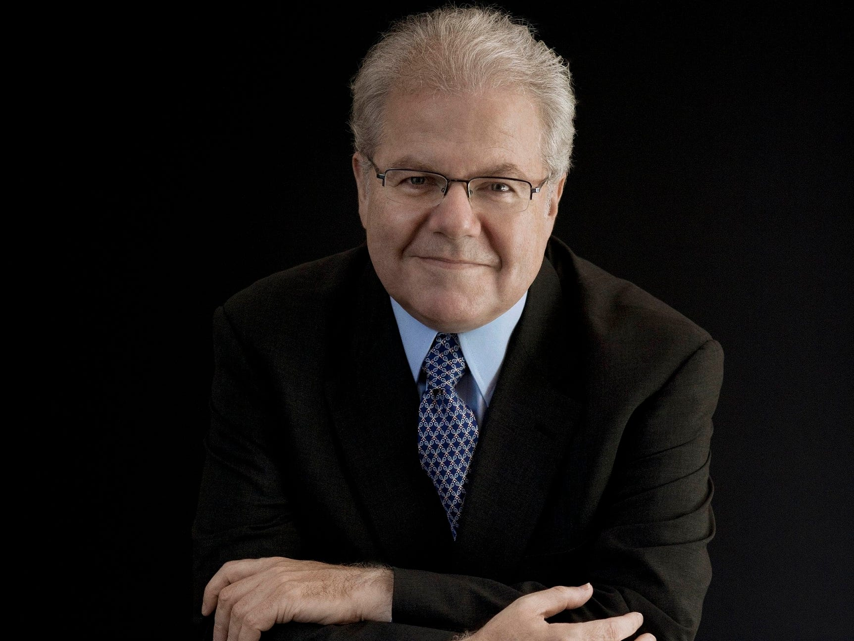 """Grammy Award-winning pianist Emanuel Ax has been a mainstay of the international concert stage for more than 50 years. He'll perform Mozart's much-loved """"Piano Concerto No. 20"""" with the CSO during the orchestra's 125th anniversary season."""