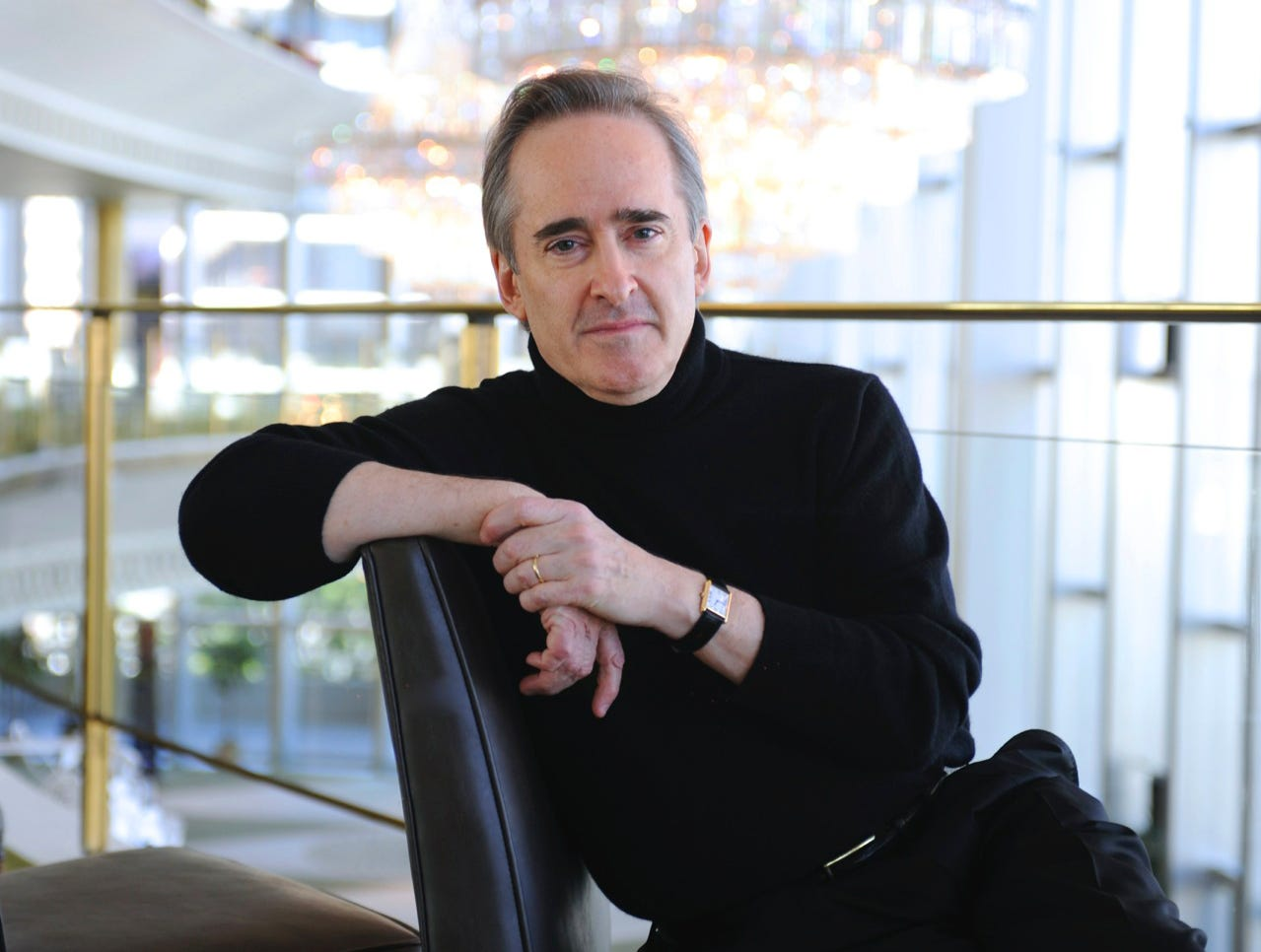 Conductor James Conlon was music director of the May Festival for a remarkable 37 years. He will return to Cincinnati as a guest conductor of the CSO during the 2019-2020 season.
